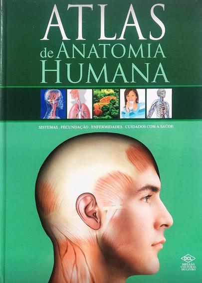 Livro Atlas Da Anatomia Humana