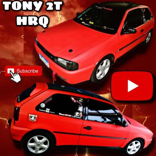 Imagem 1 de 13 de Volkswagen Gol 1997 1.6 3p Gasolina