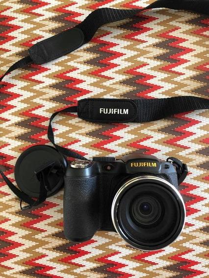 Câmera Fujifilm Finepix S2800 Hd Preto