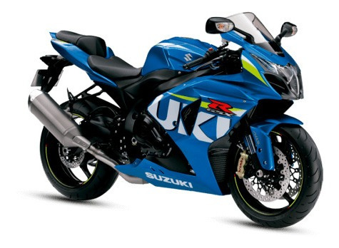Suzuki Gsx-r 1000 - Megamotos