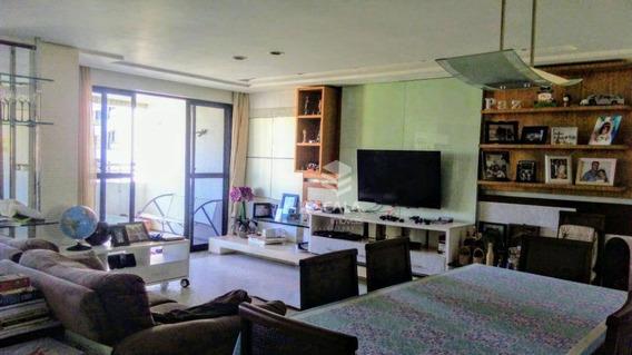 Apartamento Com 3 Quartos À Venda, 116 M², Andar Alto, Gabinete Meireles - Fortaleza/ce - Ap1695