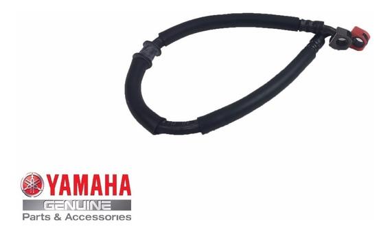 Flexível Mangueira De Freio Tras Xj6 Original Yamaha