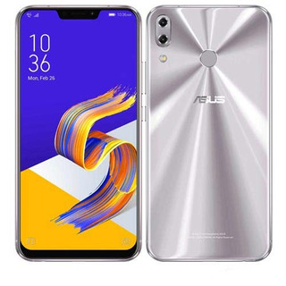 Celular Zenfone 5 Prata Asus Tela 6,2 4g 64gb Ze620kl