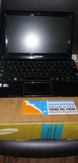 Netbook Samsung Nc110 En Caja Cargador Y Manuales