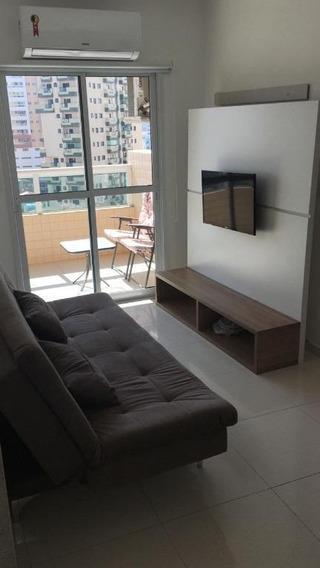 Apartamento Em Vila Guilhermina, Praia Grande/sp De 70m² 2 Quartos Para Locação R$ 2.200,00/mes - Ap271056