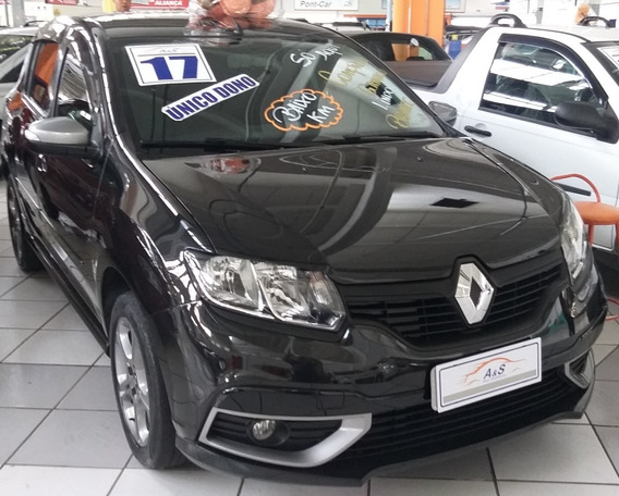 Renault Sandero Gtline 1.6 ***top De Linha***