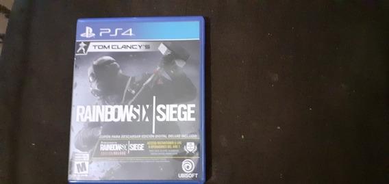 Game Rainbowsix Siege Ps4