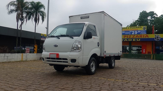 Kia Bongo 2011 2.5 Std 4x2 Rs Turbo C/ Baú 2 Portas