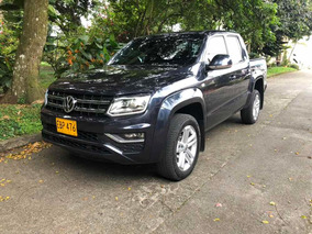 Volswagen Amarok Hightline At 2.0 4x4 2td 2ab 2018
