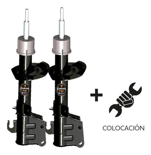 Imagen 1 de 4 de Cambio Amortiguadores Traseros + Colocacion G Trend