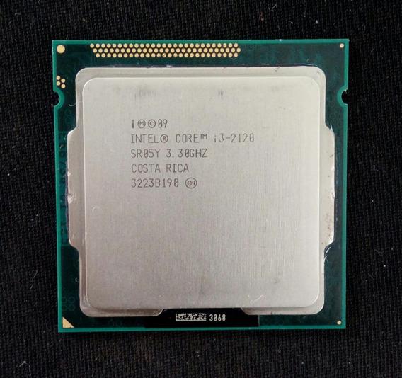 Processador 1155 Intel Core I3 2120 3.30ghz Oem