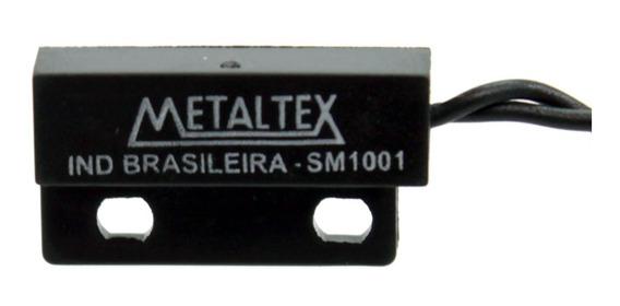 Sensor Magnético Metaltex Sm1001+atuador Sm1000
