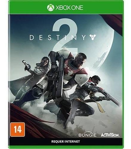 Destiny 2-xbox One Mídia Fisica Novo Lacrado Promoção !!!