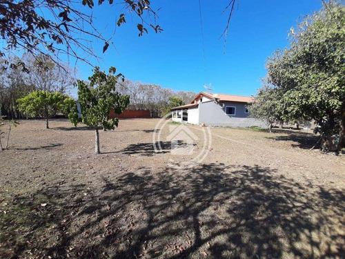 Imagem 1 de 23 de Chácara Com 2 Dormitórios À Venda, 2700 M² Por R$ 395.000,00 - Campestre - Piracicaba/sp - Ch0048