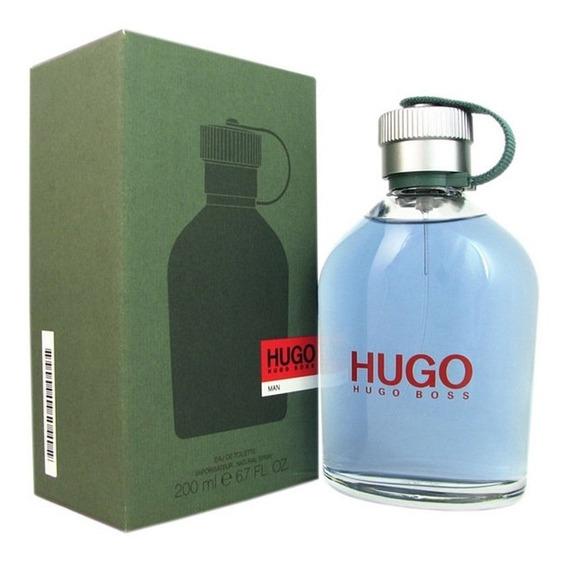 Hugo For Man By Hugo Boss Eau De Toilette 200ml