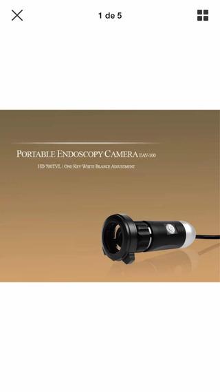 Câmera De Endoscópio Portátil