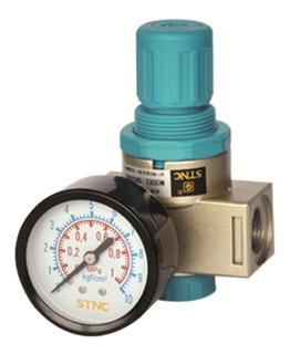 Regulador Pressão 1/4 Ar Compressor Pneumatica