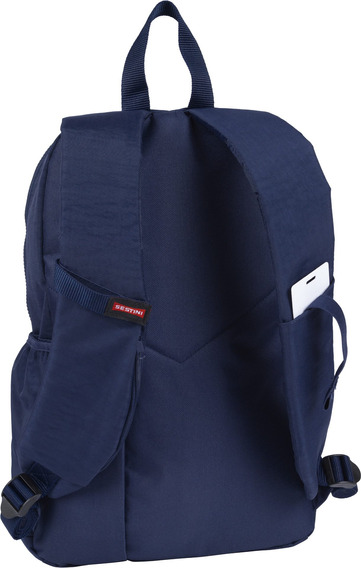 Mochila Sestini Magic Crinkle Azul Sestini