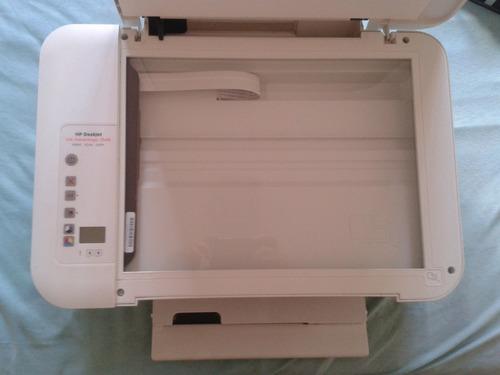Impressora Hp Deskjet  Ink Advantage 2546 Com Defeito