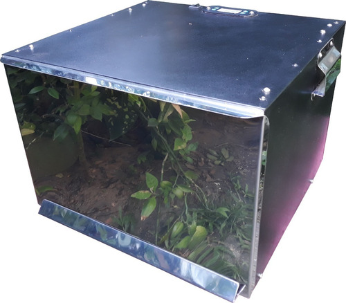 Desidratador Ecoeficiente Cacto_8, Aproveitamento Solar