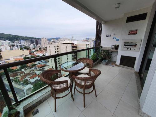 Apartamento Com 3 Quartos, 93 M² Por R$ 750.000 - Santa Rosa - Niterói/rj - Ap46804