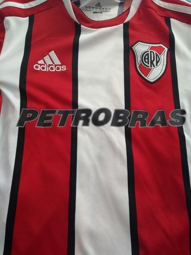 Camiseta Tricolor River Plate 2011
