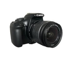 Camera Canon T3 Com Lente 18-55 Seminova Perfeita 19k Clicks
