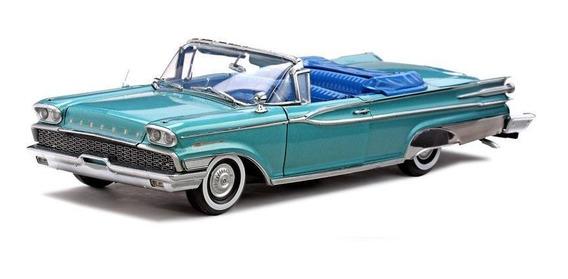 1959 Mercury Parklane Azul - Escala 1:18 - Sun Star