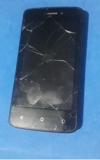 Celular S430 Positivo Tela Inicial, Touch Quebrado