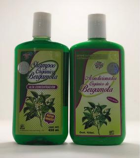 Shampoo Bergamota + Acondicionador, Envio Gratis!
