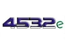Emblema Resinado 4532e Caminhão Ford Cargo Frontal Após 09