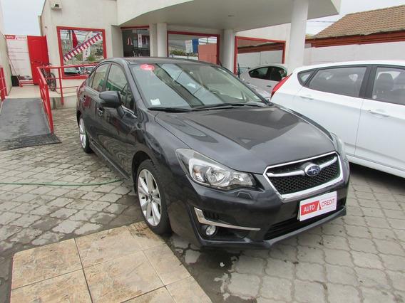 Subaru Impreza Awd Cvt 2016