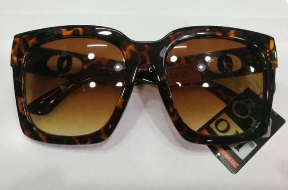 Óculos De Sol Feminino Estiloso Quadrado