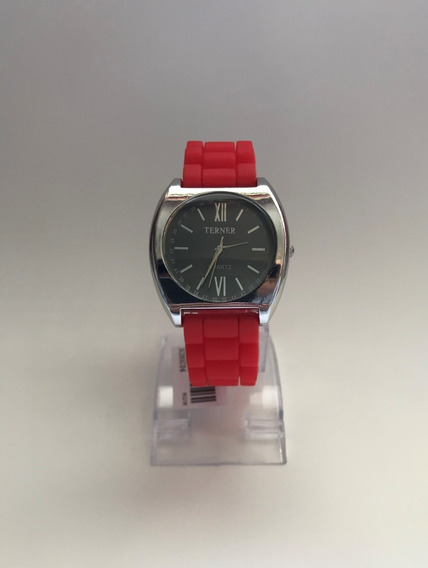 Relógio De Pulso Feminino Terner Fk-st028