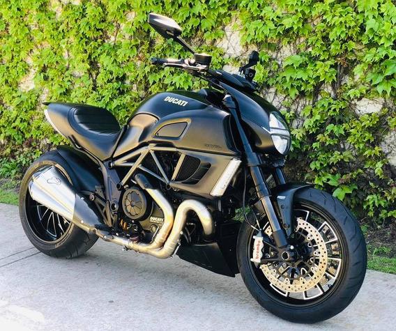 Ducati Diavel Dark Termignoni