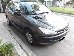 Peugeot 206 1.4 Generation Kilometraje Real Muy Cuidado