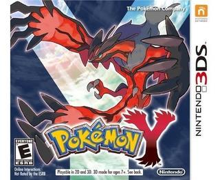 Pokemon Y, Nintendo 3ds