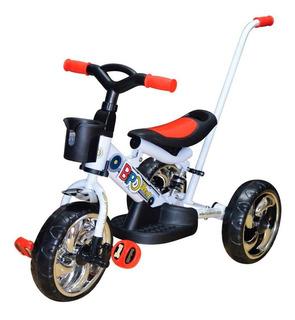 Triciclo Y Bici 3 En 1 Bipo (w-16a)