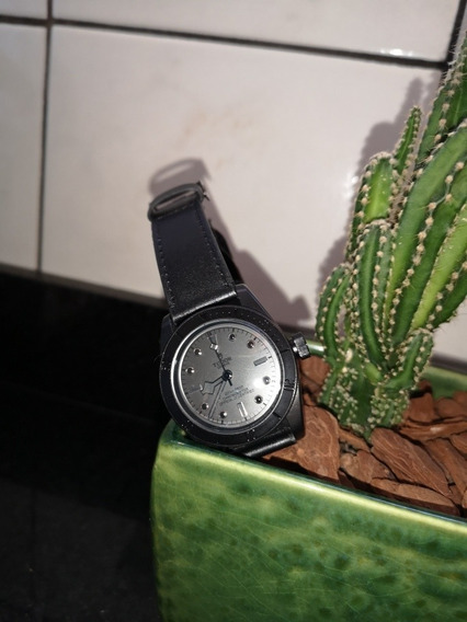 Relógio Tudor Máquina Japonesa Top Leia O Anúncio!!!