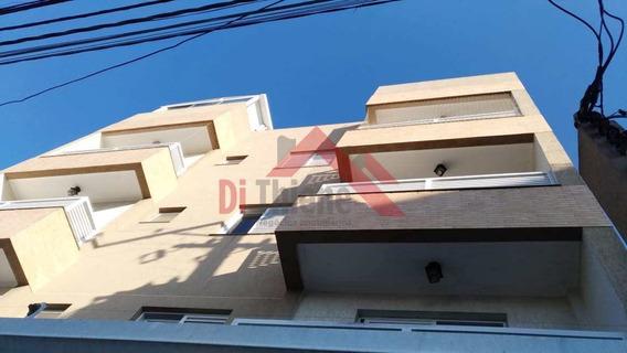 Apartamento Com 2 Dorms, Boa Vista, São Caetano Do Sul - R$ 350 Mil, Cod: 1433 - V1433