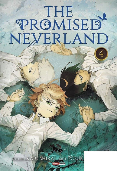 The Promised Neverland N° 4