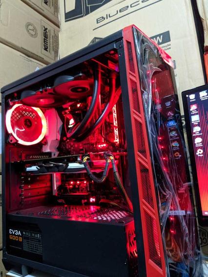Pc Gamer Top 4790k + Gtx 1060 3 Gb Prod Novo Garantia