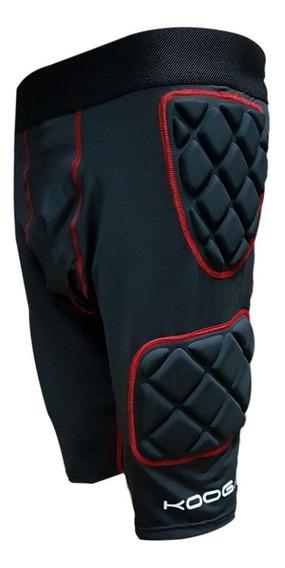 Calza Corta Proteccion Rugby / Arquero Kooga Importada
