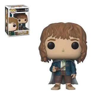Figura Funko Pop Lord Of The Rings - Pippin Took 530 Oferta!