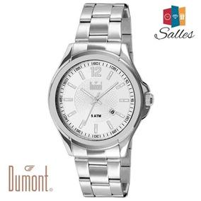 Relógio Masculino Dumont Du2115bn/3k Novo!