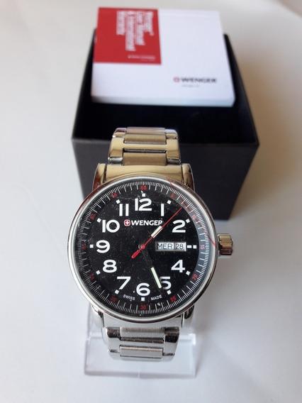 Reloj Wenger Attitud Suizo 100% Original