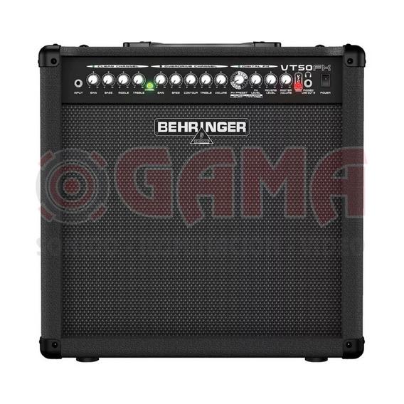 Combo Amplificador Guitarra 50w 12 Virtube Vt50fx Behringer