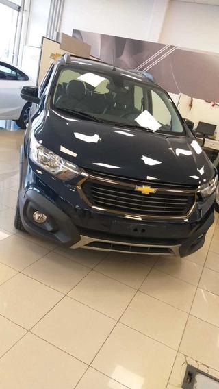 Chevrolet Spin Active Ltz Anticipo Y Cuotas Fijas 0% Bs#9