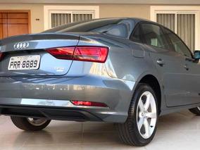 Audi A3 Ambiente Plus 2017/2017. Pacote Com Varios Opcionais
