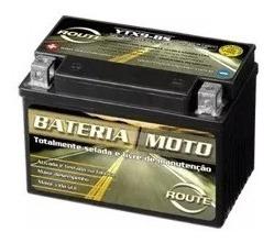 Bateria Route Ytx9-bs - Cbr 600 .../00/ Shadow 600/ Xt 600 E